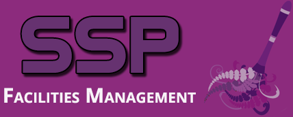 SSP Facilities Management Logo